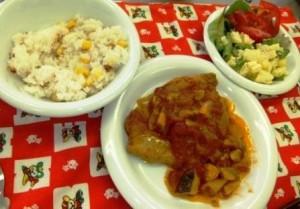 所沢子どもクッキング6月の料理